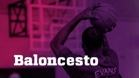 Actividades Baloncesto en Campus WOB